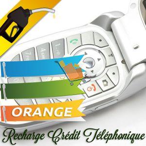 Crédit ORANGE - Recharge Portable