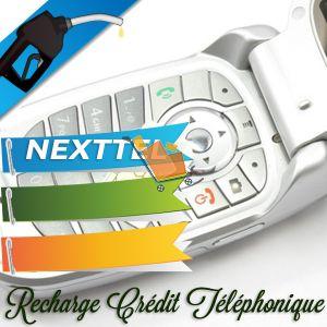 Crédit NEXTTEL - Recharge Portable